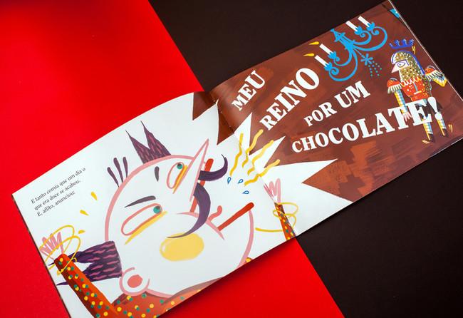 Meu Reino Por Um Chocolate (2017)