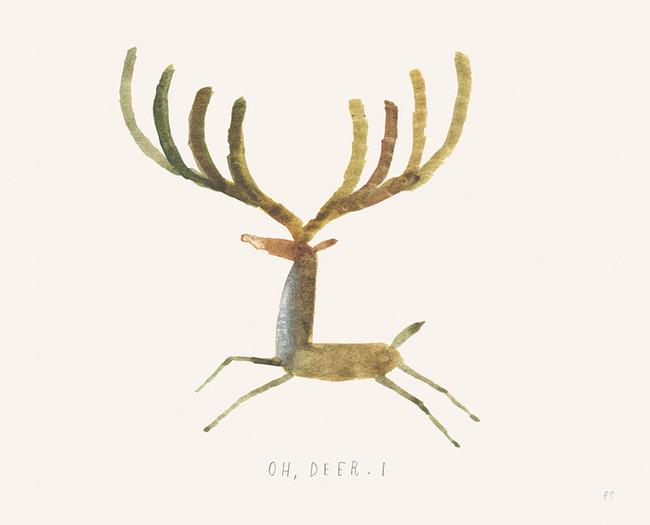 Oh, Deer I