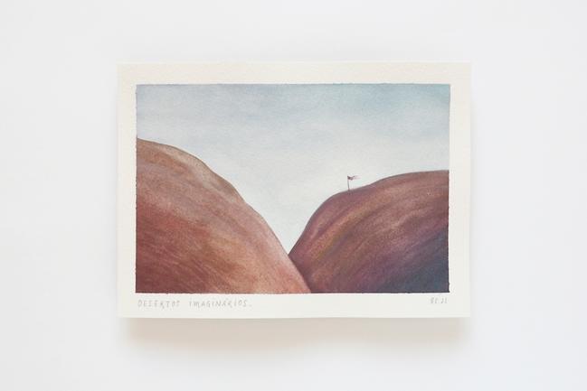 Desertos Imaginários II
