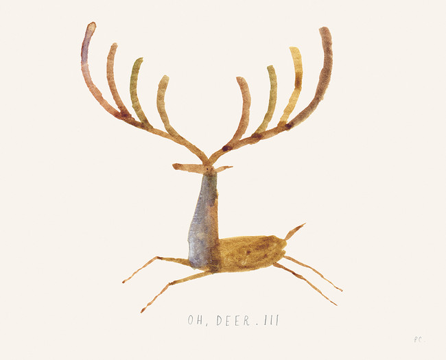 Oh, Deer III