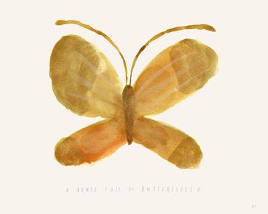 A House Full of Butterflies V
