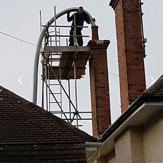 You may already have a chimney liner but
