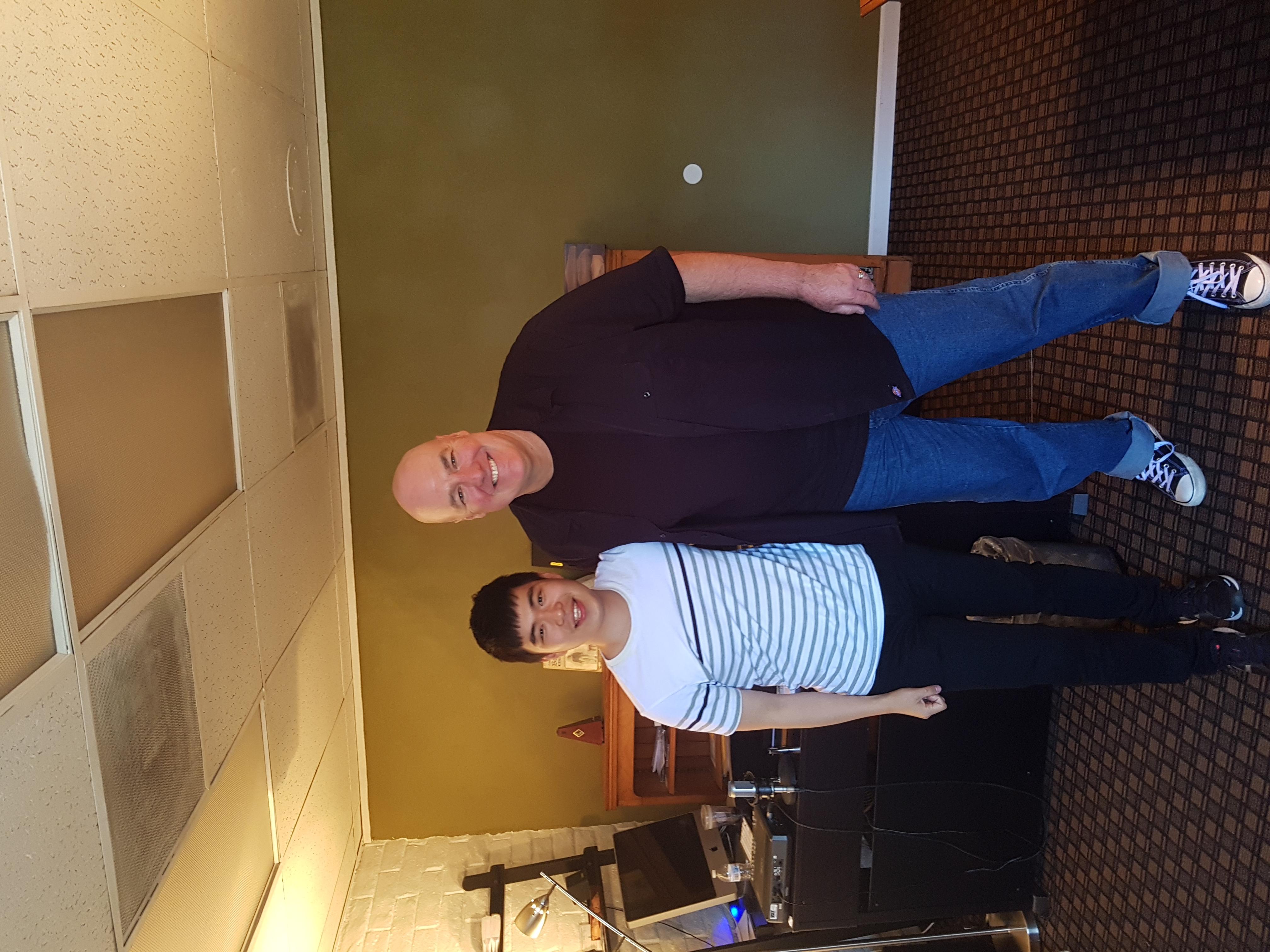 With John Henny