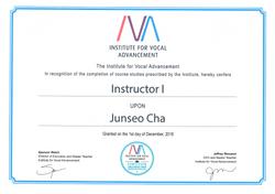 IVA Instructor