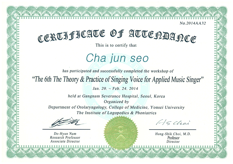 Vocalization Theory 2