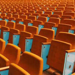 Zetels van het stadion
