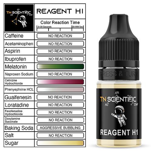 TN Scientific | H1 Reagent Testing Kit