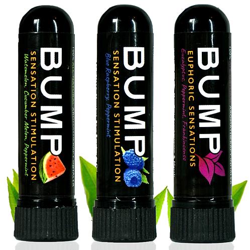 TN Scientific | BUMP Aromatherapy Nasal Inhaler (3 Pack B)