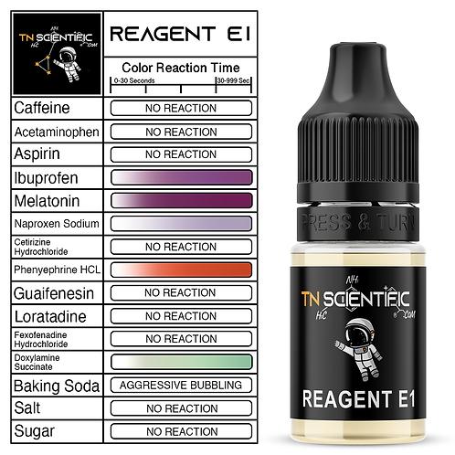 TN Scientific | E1 Reagent Testing Kit