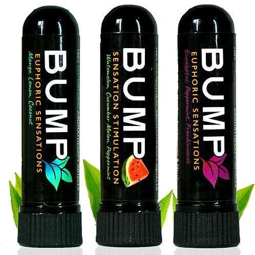 TN Scientific | BUMP Aromatherapy Nasal Inhaler (3 Pack C)