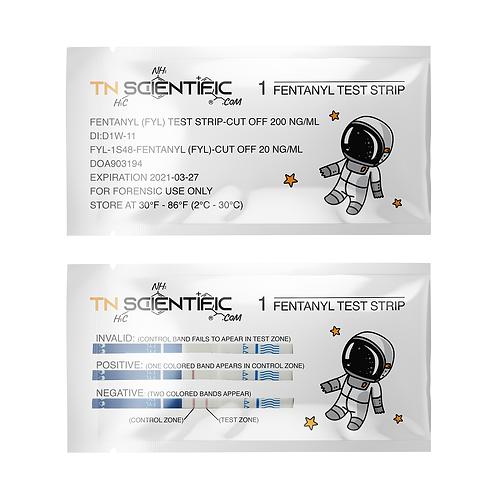 TN Scientific   (FYL) AB Test Strips