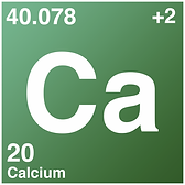TN Scientific The Hangover Pill Ingredieint Research Calcium Mineral Periodic Table of Elements Info