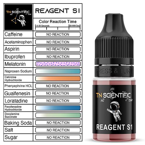 TN Scientific   S1 Reagent Testing Kit