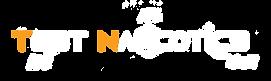 Test Narcotics Long Logo Transparent Bac