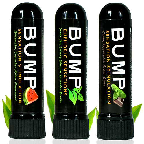TN Scientific   BUMP Aromatherapy Nasal Inhaler (3 Pack A)
