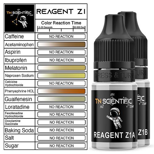 TN Scientific   Z1 Reagent Testing Kit