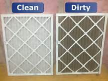 Change your air filters