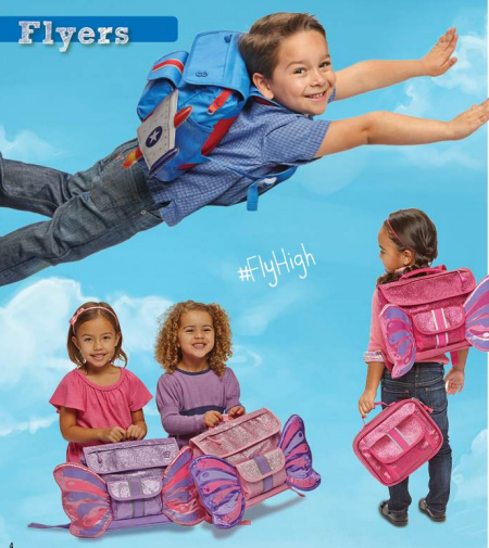 Flyer Backpacks
