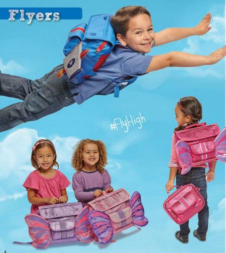 Flyer Backpacks