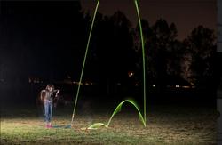 LED Stomp Rockets