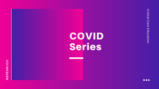COVID Series: Part 1. Introduction