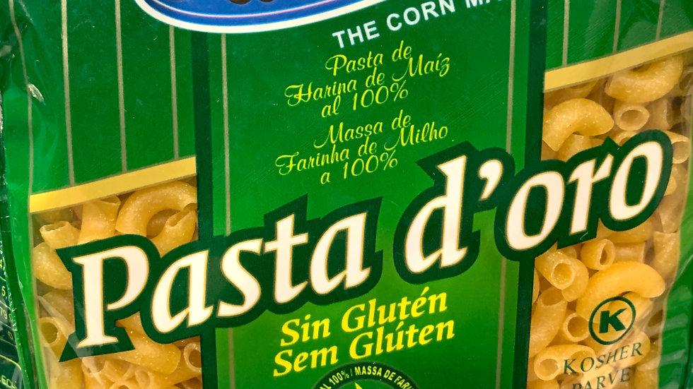 Pasta CODITO/PIPETTE sin gluten