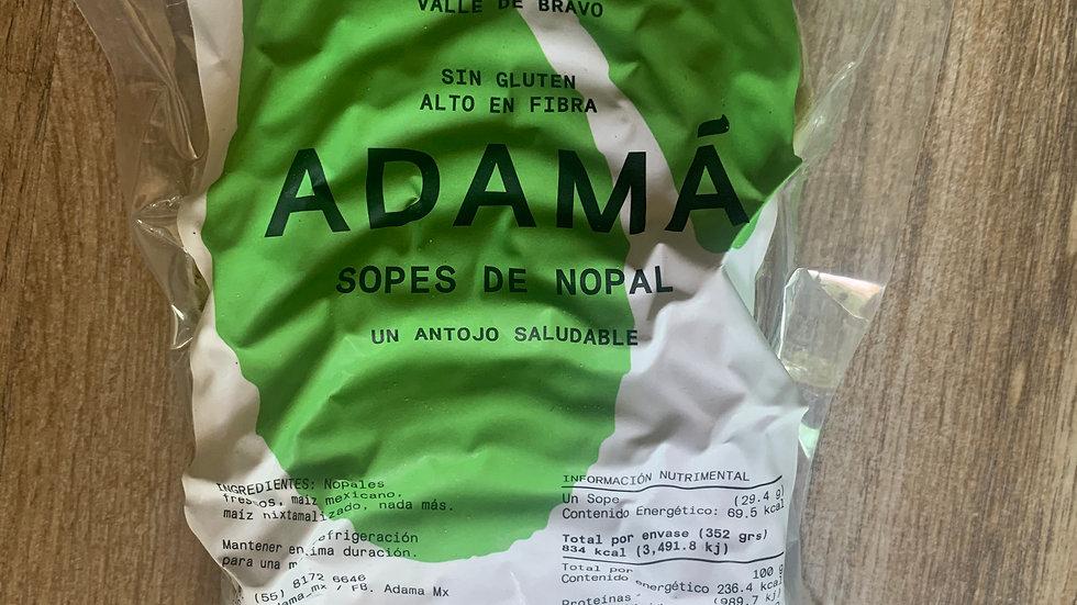Sopes de Nopal