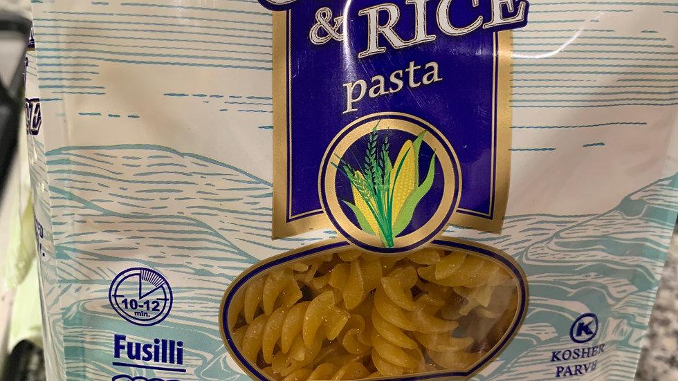 Pasta Fusilli corn&rice