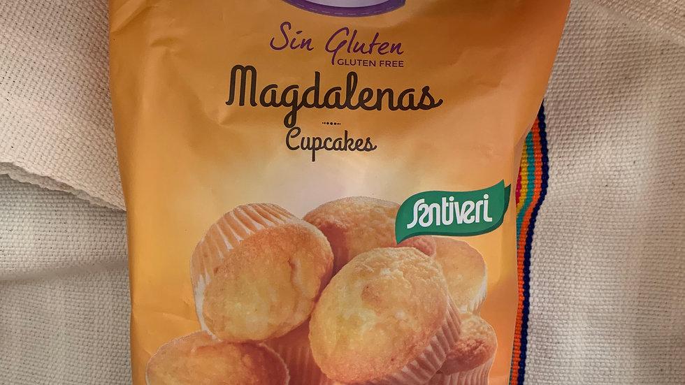 Magdalenas (cupcakes) SIN GLUTEN