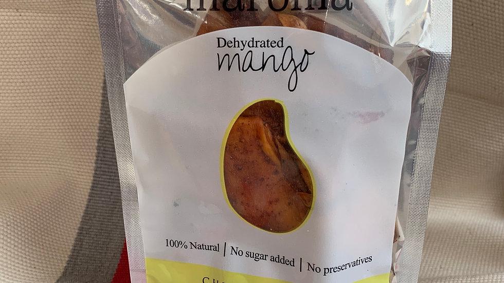 Mango deshidratado ENCHILADO SIN GLUTEN