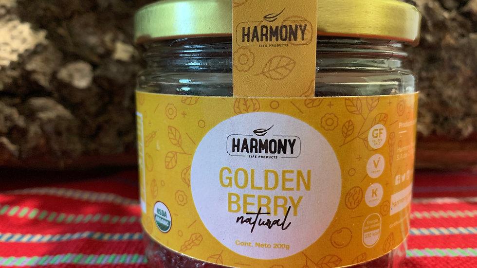 Golden Berry Orgánico
