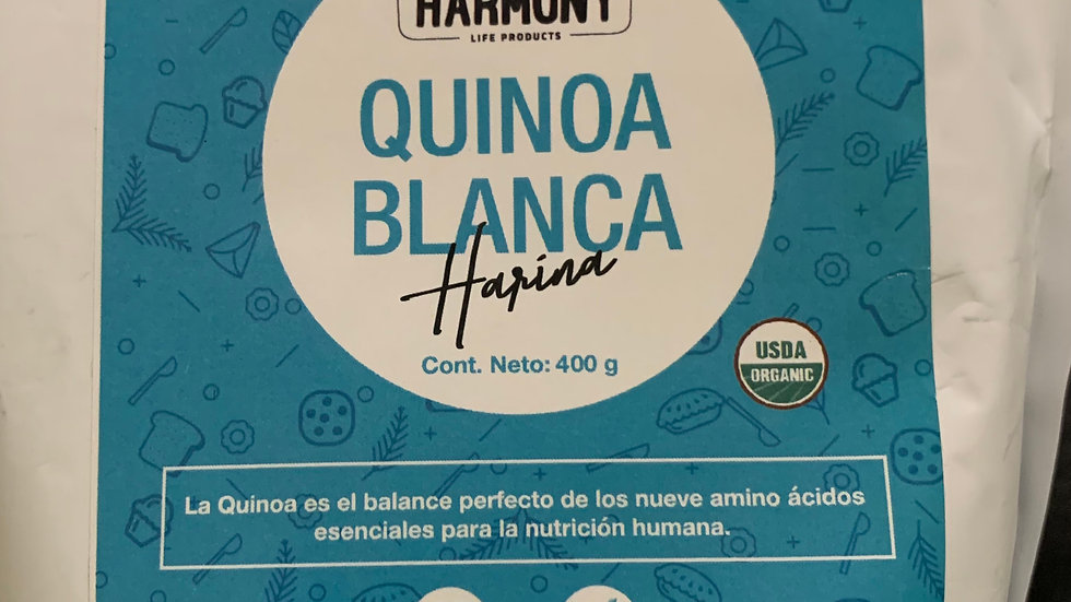 Harina de Quinoa Blanca