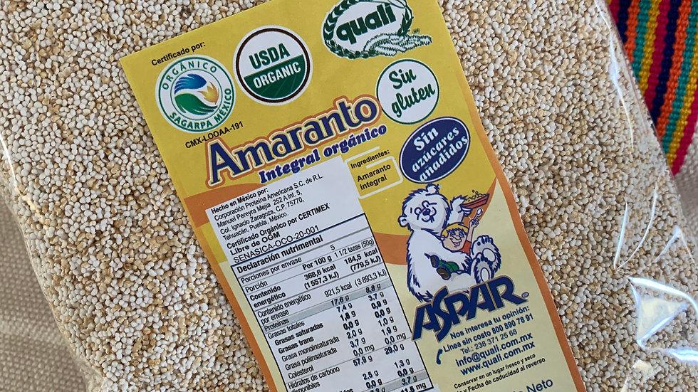 Amaranto Integral Orgánico