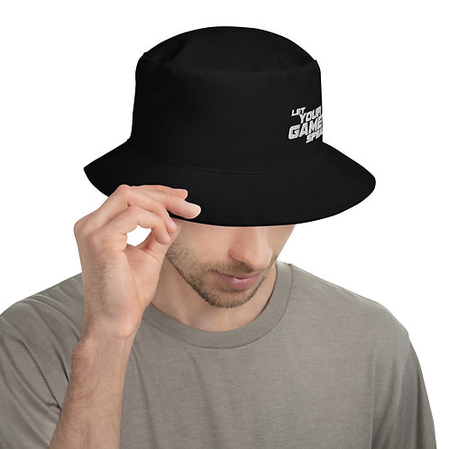 Let Your Game Speak Bucket Hat