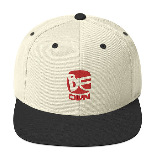 Be Own Snapback Hat