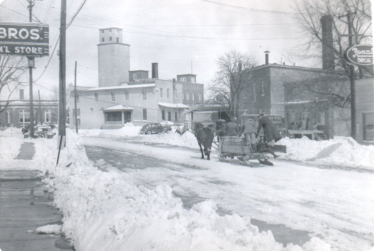 Main St., Frankenmuth, MI 1942-1949