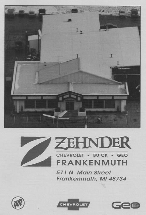40 cover for thumbnail Zehnder chev