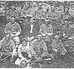 Frankenmuth baseball team pre-1918