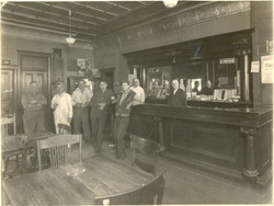 Kern's Commercial House hotel Bar