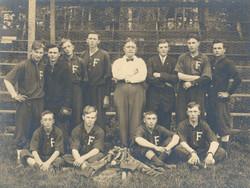FHA Baseball Team 1910-1929