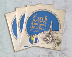 Amraser Dorffest Magazin