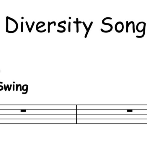 Diversity Song (Do Not Judge)