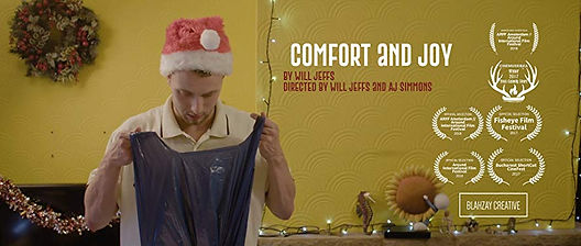 Comfort and Joy blahzay creative