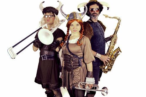 Vikings Sheet Music