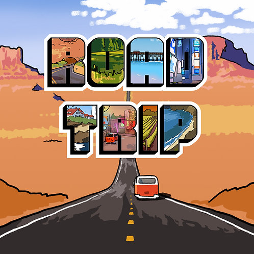 Road Trip (Print and Play)