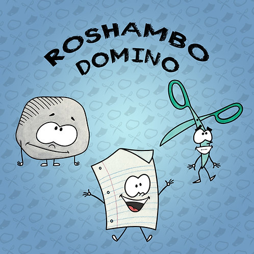Roshambo, Domino! (Print and Play)