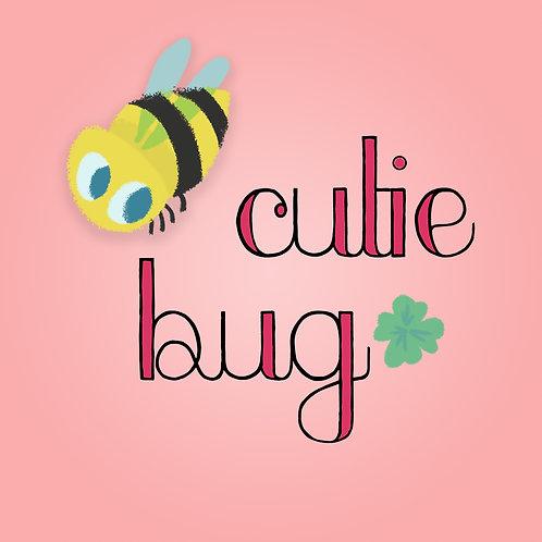 Cutie Bug (Print and Play