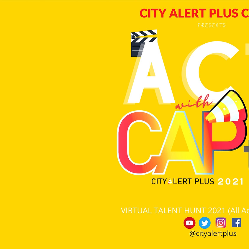 Act with CAPtv 2021 - Virtual Contest