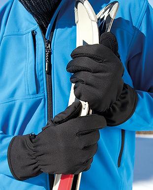 handschuhe fleecehandschuhe winterhandschuhe schwarz