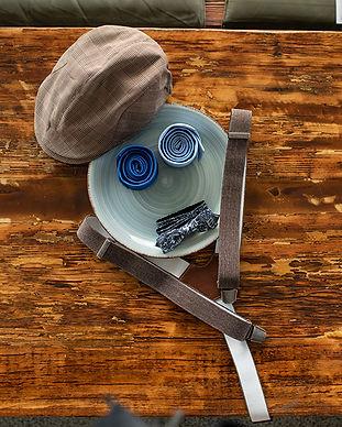 zubehör gastronimie und service hosenträger mützen fliegen krawatten